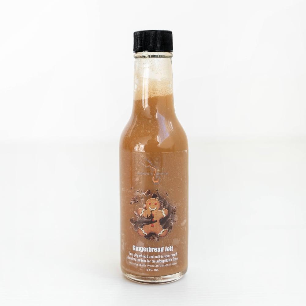 Inspiring Spirits - Mixer - Gingerbread Jolt