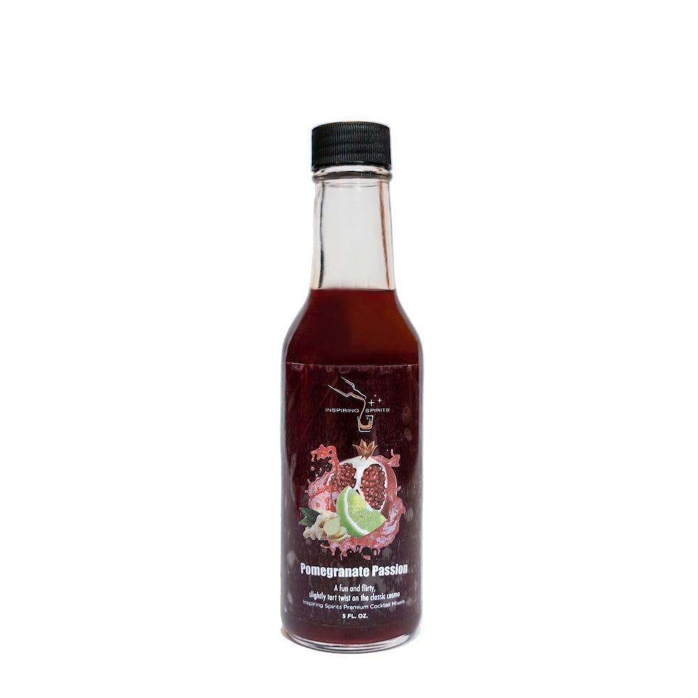 Inspiring Spirits - Mixer - Pomegranate Passion
