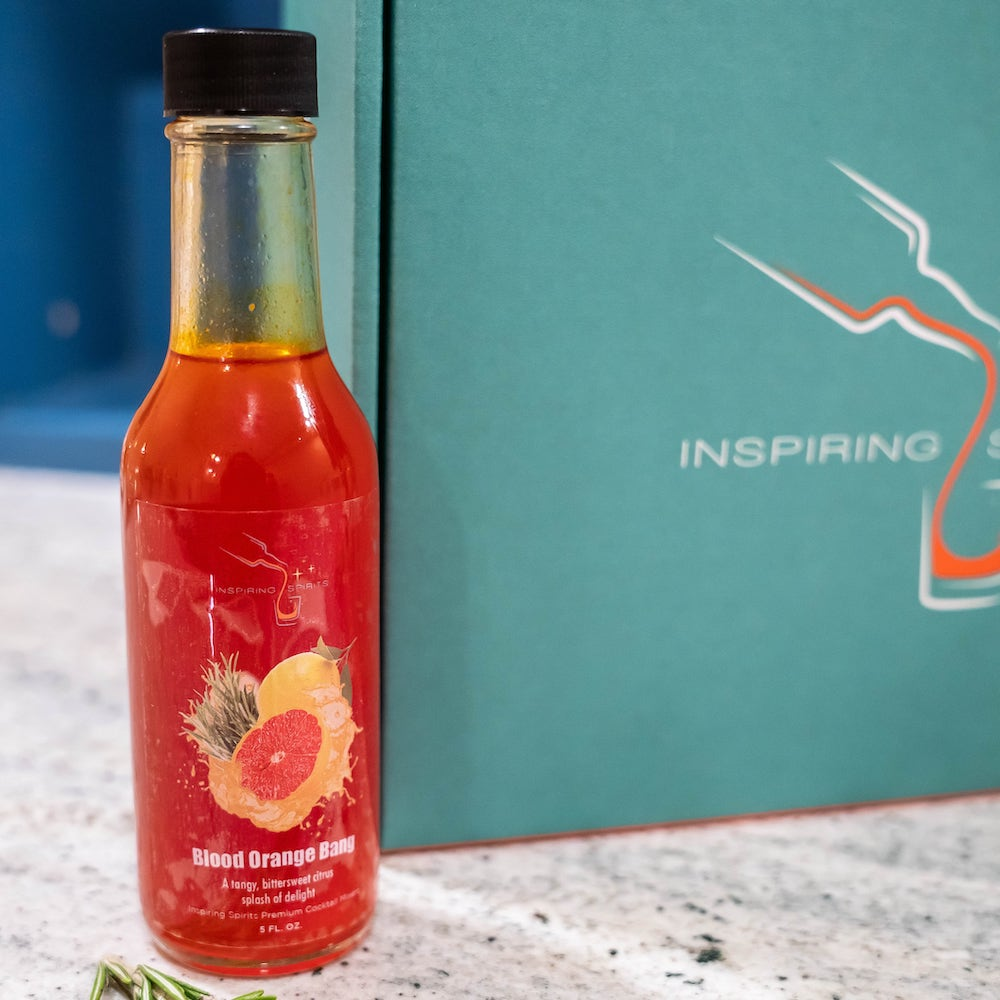 Inspiring Spirits - Winter Box - Blood Bang Orange