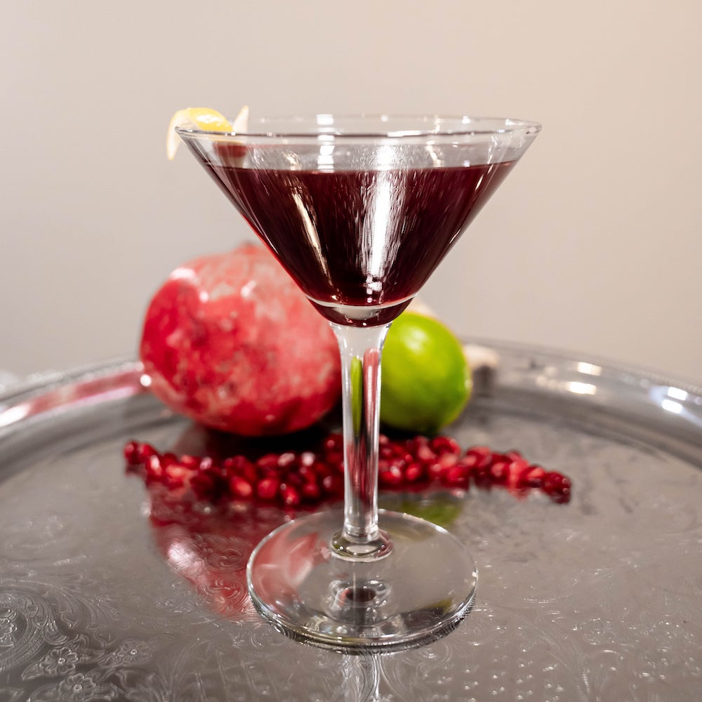 Inspiring Spirits - Pomegranate Passion